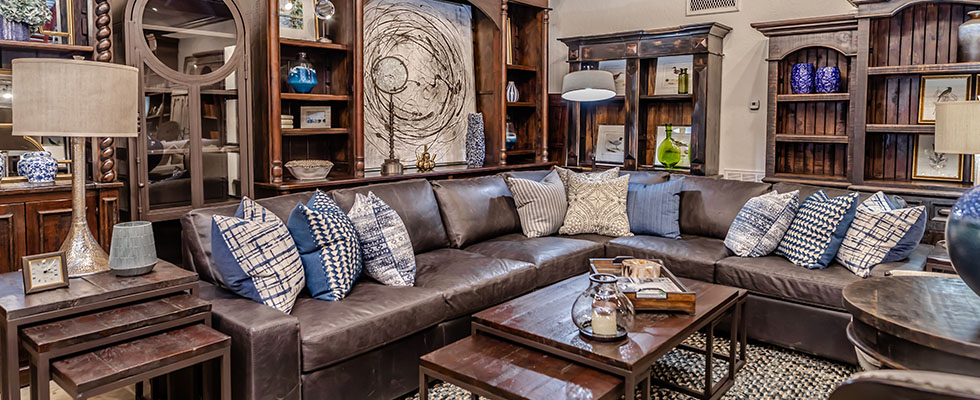 From Showroom to Your Room - Living Room